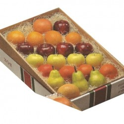 3145 - Gift Box Mixed Fruit 22 Pieces