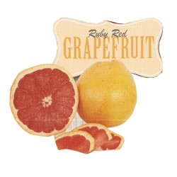 3144 Ruby Red Grapefruit